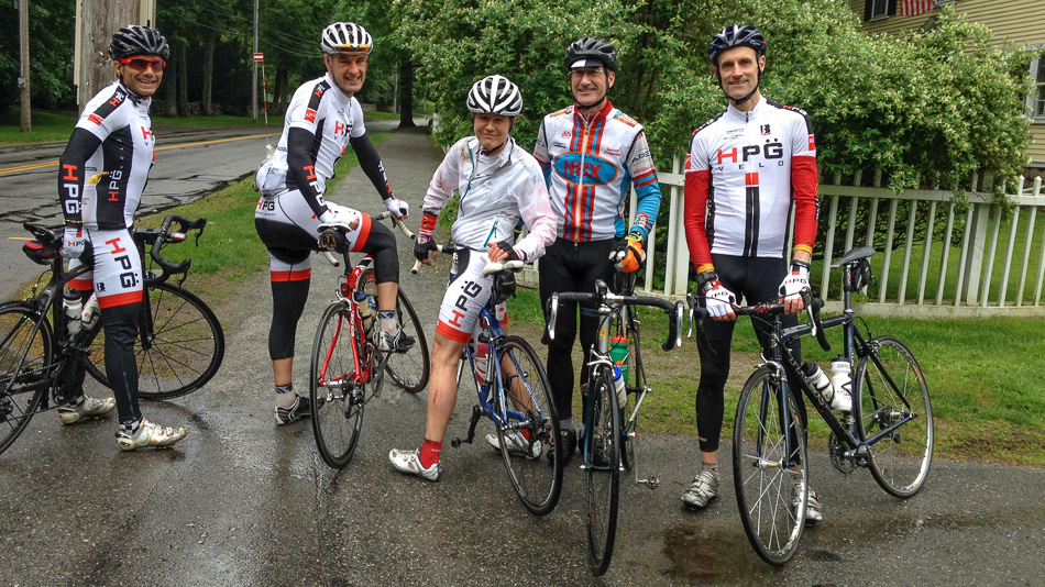 HPG Kit Debut Ride